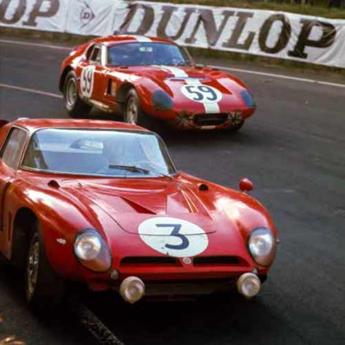 Bizzarrini - the Rebel, the Count and the Commendatore
