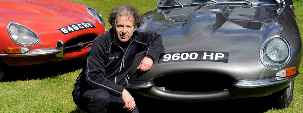 Can you translate a passion for classic cars and motor racing into both a hobby and a business?