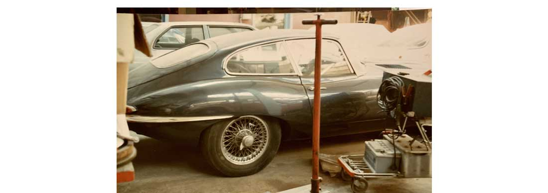 Fantastic early E-type