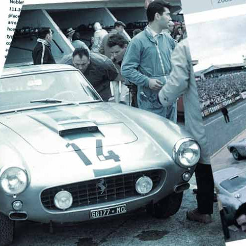 The GT Ferrari that turned amateurs into pros