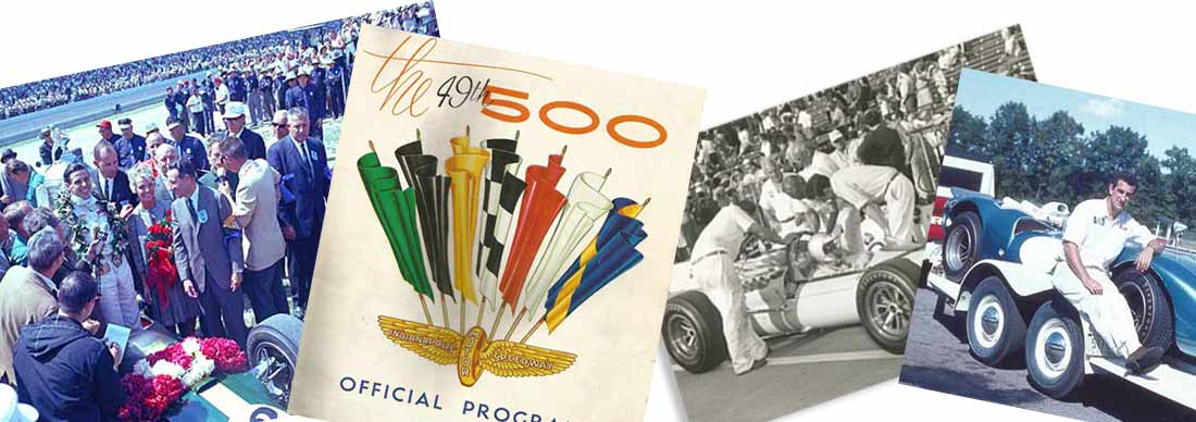 49th 500 Indianapolis Speedway Race