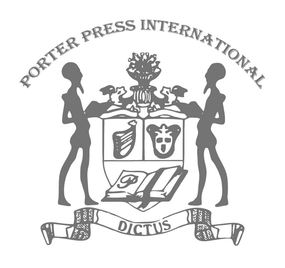 Welcome to our NEW Porter Press International Website!