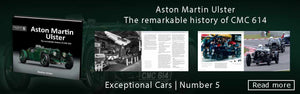 aston martin ulster exceptional cars book