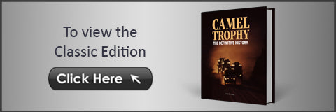 New book on the camel trophy