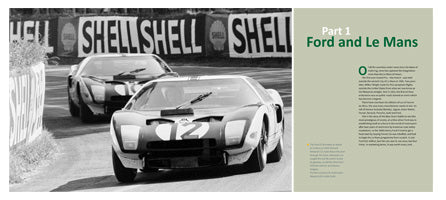 Exceptional Cars Bizzarrini Jaguar Xk And Ford Gt40 Porter