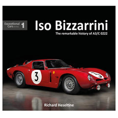 Iso Bizzarrini book - Exceptional Cars book