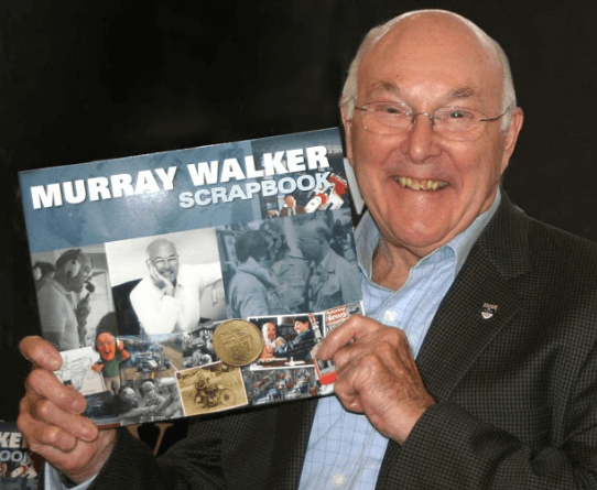 Murray Walker OBE