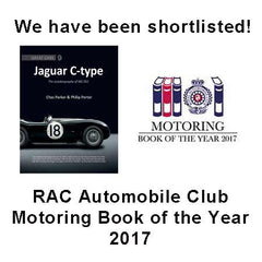 Motoring book of the Year Award contender