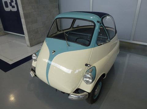 Iso Isetta Bubble Car