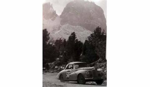 '54 Great Alpine Rallye