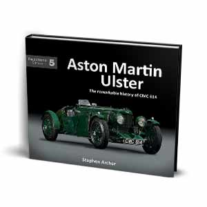 book for Aston Martin enthusiasts