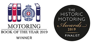 Motoring Book of the Year winner 2019