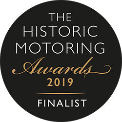 Motoring book award nominee 2019