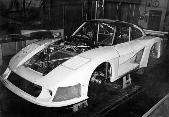 Building the 935