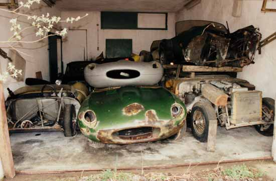 e-type in need of restoring