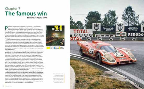 Cult film Le Mans 1971