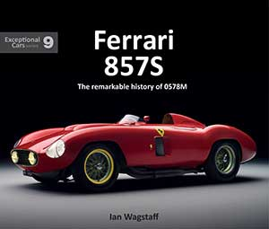 New book Ferrari 857S