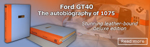 ford gt40 book collectors edition