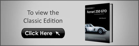 Book on Ferrari 250 GTOs
