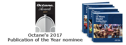 octane book awards - Le Mans model collection