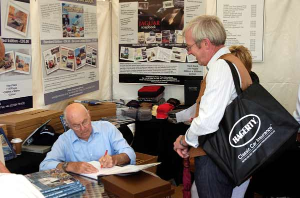 Murray book signing