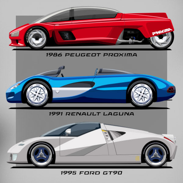 Old Concept Cars