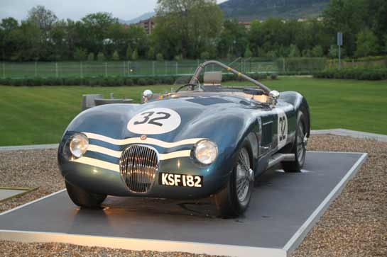 Photo of a C-type