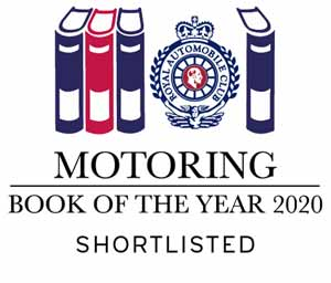 RAC Motoring book of the Year 2020