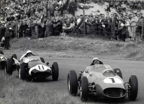 Stirling Moss in Cooper-Climax