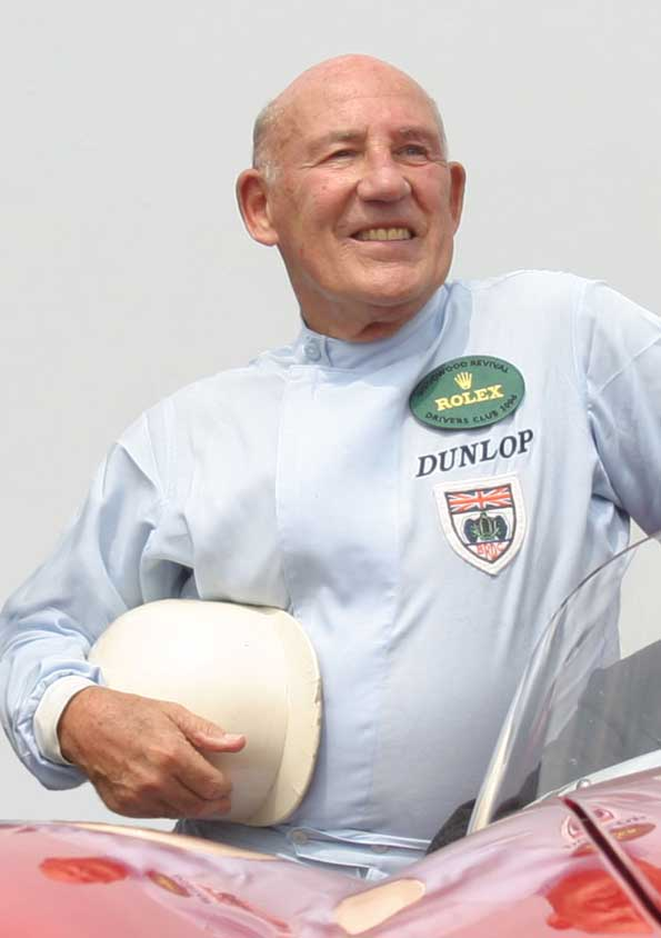 Sir Stirling Moss dies
