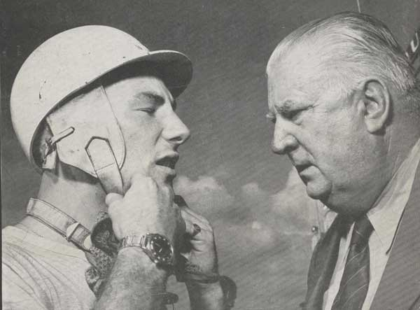 Stirling Moss photo