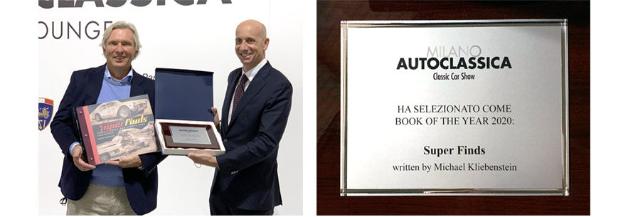 Award for SuperFinds book