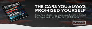 Ford book the cars you always promised yourself