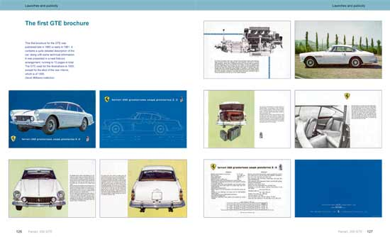 The first GTE brochure