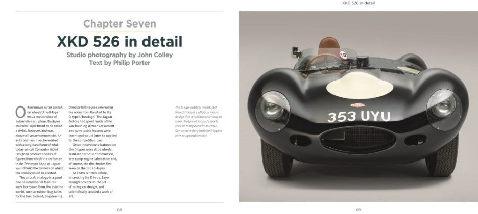 D-type Jag photos