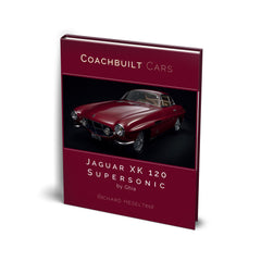 Jaguar XK Supersonic book