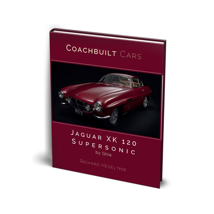 XK120 Supersonic book