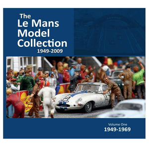 Le Mans Model Collection books 1949-2009