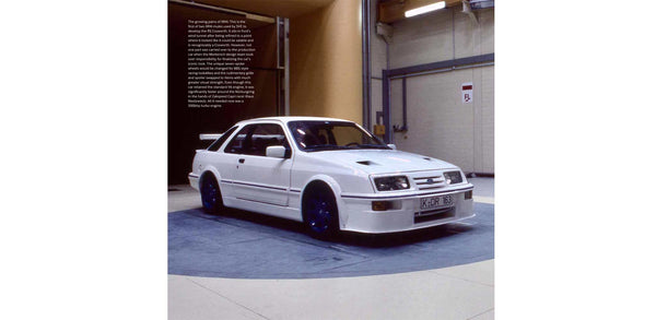 Ford Sierra Book