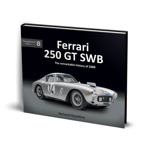 Book on Ferrari 250 GT SWB 2689