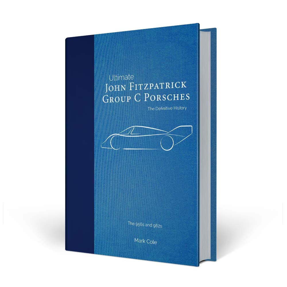 Group C Porsches book