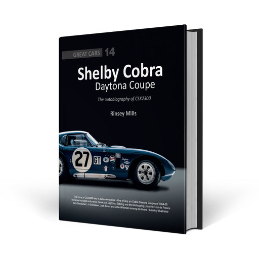 Shelby Cobra Daytona book