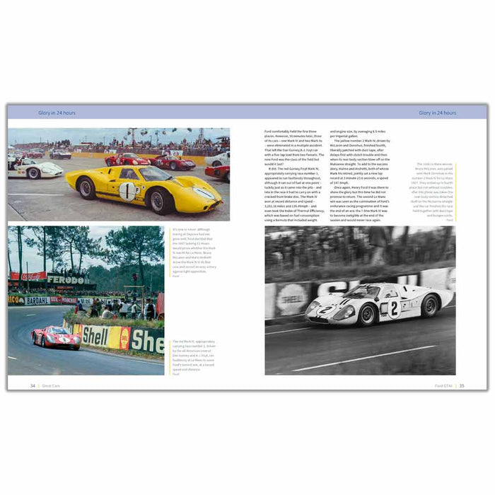 story of one of the world's most important racing cars