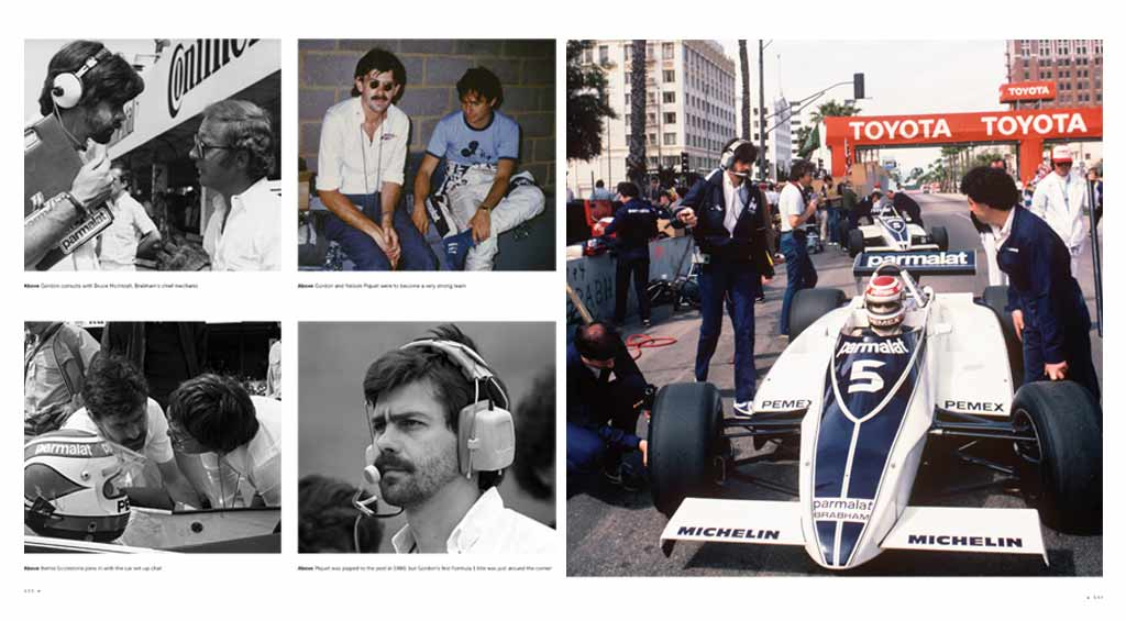 Gordon Murray Formula 1 cars