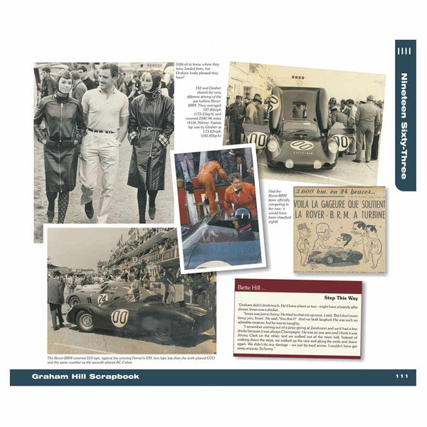 Graham Hill history - deluxe biography