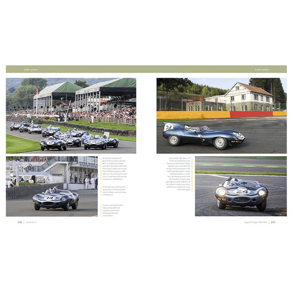 Goodwood Revival, Christian Glasel, Spa-Francochamps, Stirling Moss
