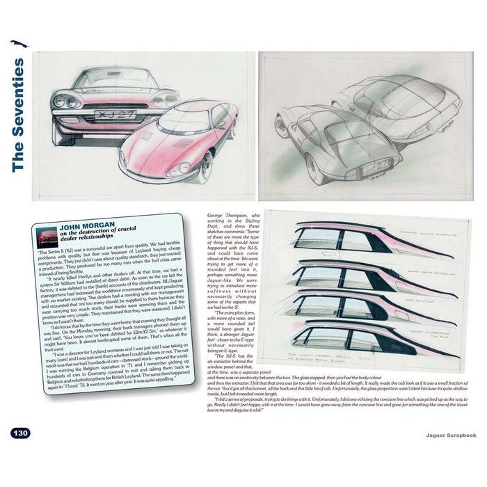 motorsport book with archive images