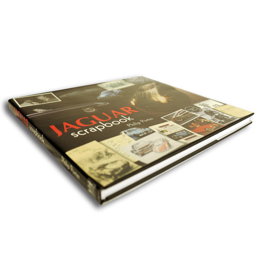 book on Jaguar cars