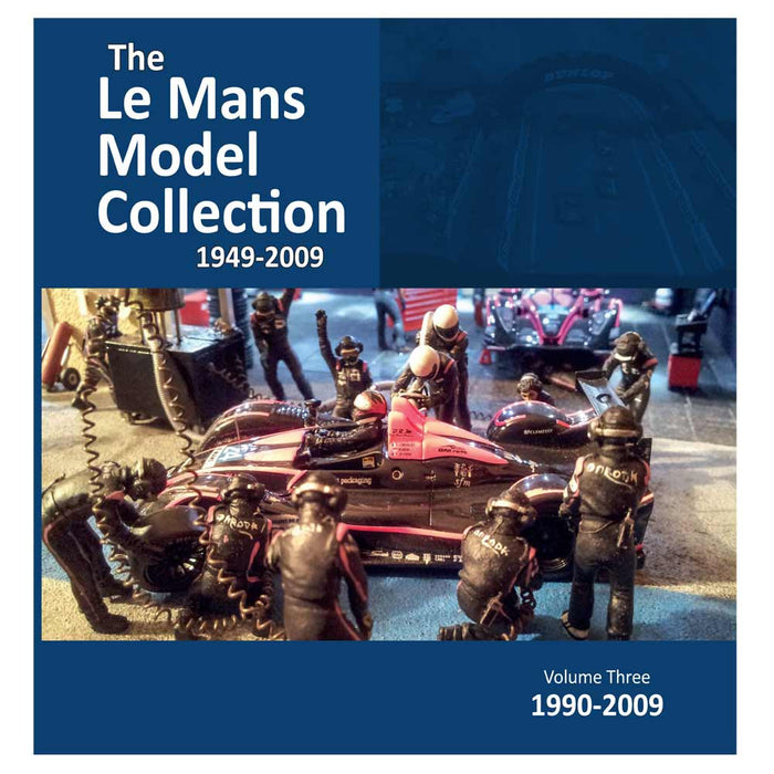 Le Mans between 1949-2009 book