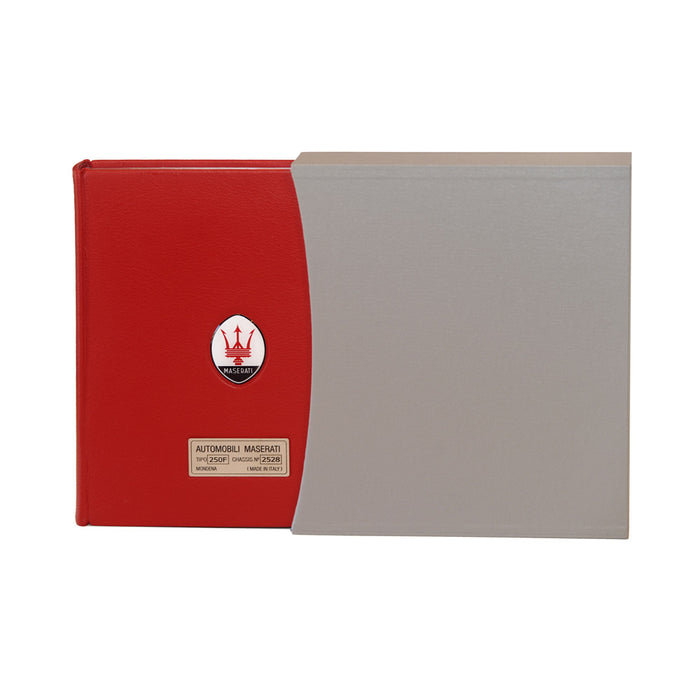 de Luxe Maserati book and slip-case